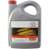 Motorový olej Toyota Premium Fuel Economy 5W-30 5L