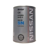 Motorový olej SCT GERMANY NISSAN 5W-30 1L