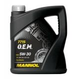 MANNOL 7715 O.E.M. 5W-30 5L