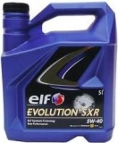 ELF EVOLUTION SXR 5W-40  5L