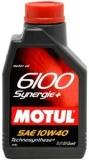MOTUL 6100 SYNERGIE+ 10W-40 1L