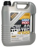 LIQUI MOLY TOP TEC 4100 5W-40 1L