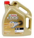 CASTROL EDGE TURBO DIESEL TITANIUM FST 5W-40 5L