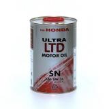 Motorový olej SCT GERMANY HONDA 5W-30 1L