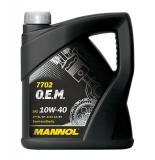 MANNOL 7702 O.E.M 10W-40 5L