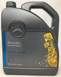 Originální motorový olej MERCEDES-BENZ 5W-40 5L
